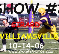 GIRARD @ WILLIAMSVILLE 10 1406 #2 Copyright 2006 CHAMPSPHOTOS.COM