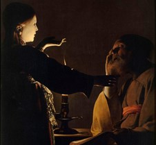 Joseph's Dream-Georges de la Tour-1640-M