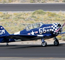 #55  Trophy Hunter  North American SNJ-3