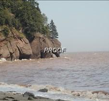 High tide North Beach