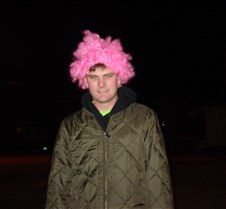 Eric with crazy wig