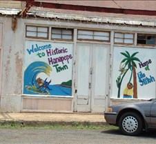 Historic Hanapepe town
