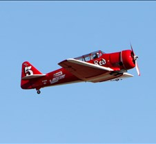 #5 Big Red  North American SNJ-4