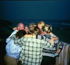 Dance huddle