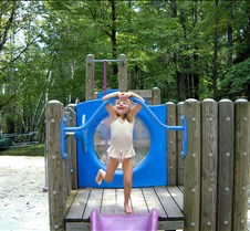 Caitlin on Slide 2 20020827