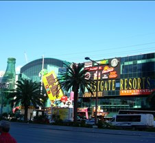 Shops on the Strip