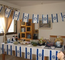 YOM HAAZMAUT May 03, 2006 We had lots of fun at Nati and chanala's new home.