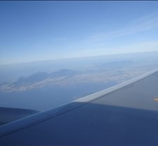 LAN 755 - Rio de Janeiro after Takeoff
