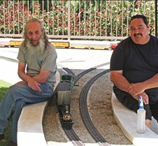Bob Starr & Raul Barille Relaxing