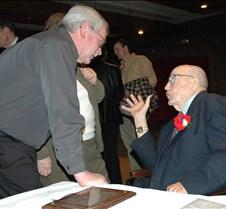 With Mayor Roberts