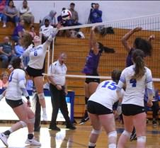 September 20, 2019 RCHS Volleyball Thursday, September 19