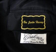 Inside Coat Label