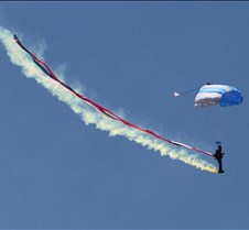 Alaska National Guard Parachute Jumpers