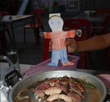 Flat Nathan in Thailand Flat Nathan adventures in Thailand.