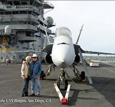 USS Reagan 2007