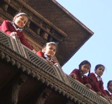 India - girl's school