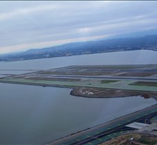 Runways 28L&R at SFO