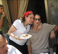 Yom Haatzmaut at the Chon's 2006 064