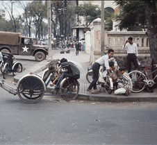 Saigon Street Corner