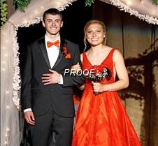 Kristen Glover and Mason McGinty