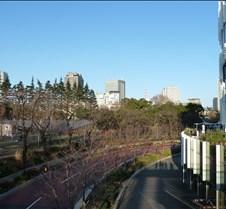 Park Around Tokyo Midtown