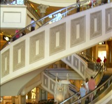 Caesars Palace - Twisty Escalators