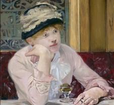 Plum Brandy - Edouard Manet -1877 - Nati