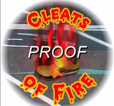Cleats O Fire 006