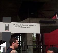 Museu de Arte de Sãi Paulo Sign
