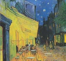 Terrace of the Café-Vincent van Gogh-188