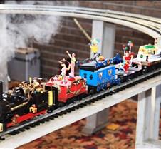 Chuck Donovan's Circus Train