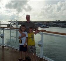 Capers men at Nassau