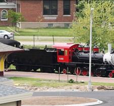 Fake Steam Loco Gives Tourist Rides