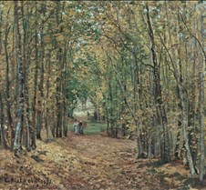 Avenue Parc de Marly-Camille Pissarro-18