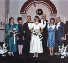 second wedding 1993