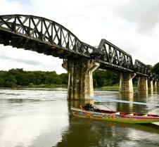 Bridge Over the River Khwae