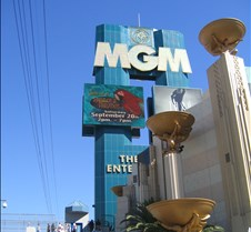 MGM advertising its Buffett party