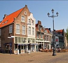 Markt Square Delft Holland