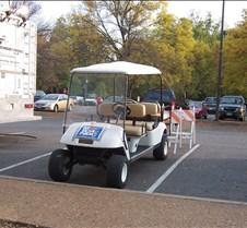 MSNBC Golf Cart II