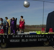 Trivia 2003: Parade & Parade Prep