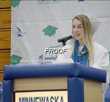 Class President Paige Ingersoll