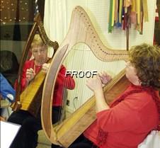 PrairieAire harps