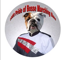 2009 Bosse Band Buttons