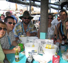 WAPHC members at Schooner Wharf