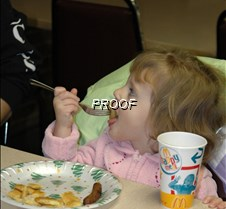 eating yummy pancakes(2)