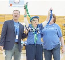 Margaret cheering 2