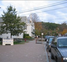 Downtown Stowe