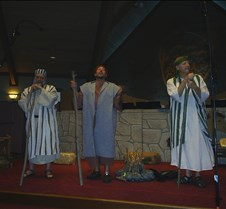 It Happened in Bethlehem Church of the Holy Angels Christmas Play December 14, 2008.