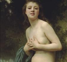spring-breeze-1895 - Bouguereau