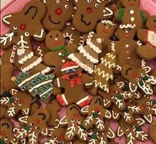 holiday faith chuch gingerbread
